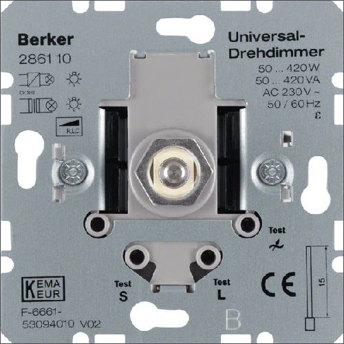 BERKER 286110